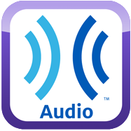 Learning Ally Audio Icon