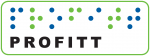 The logo for PROFITT.